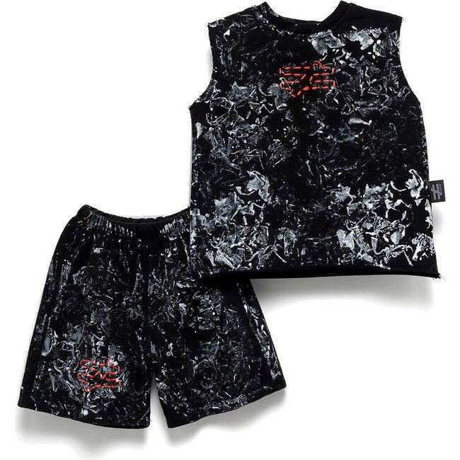 Smoky Outfit Set, Black