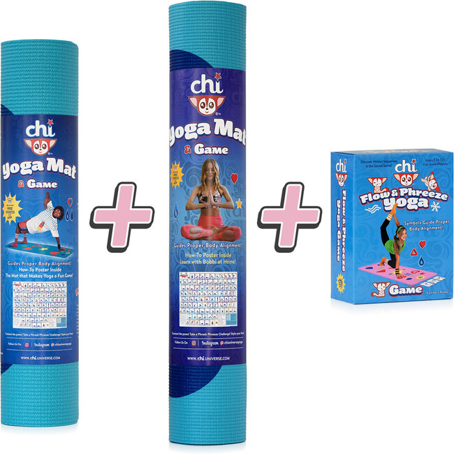 Aqua Family Gift Bundle