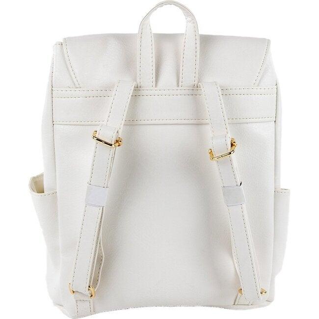 Tallulah Backpack, White