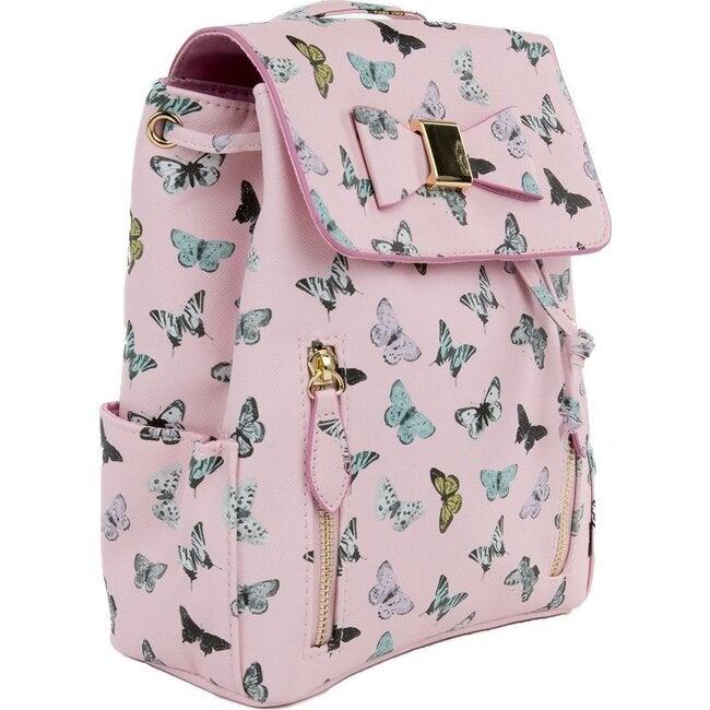 Tallulah Backpack, Blush Butterfly