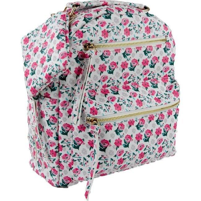 Serena Mini Backpack, Floral Midsummer