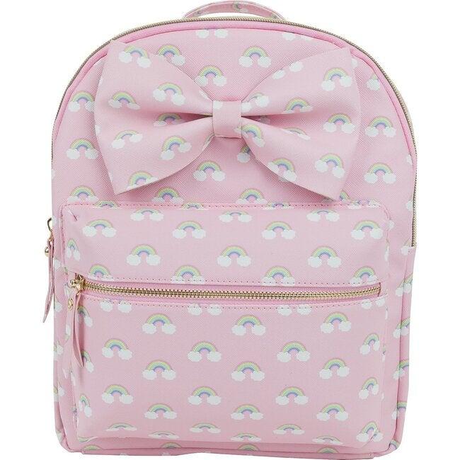 Matilda Mini Backpack, Cloudy Rain - Bags - 1