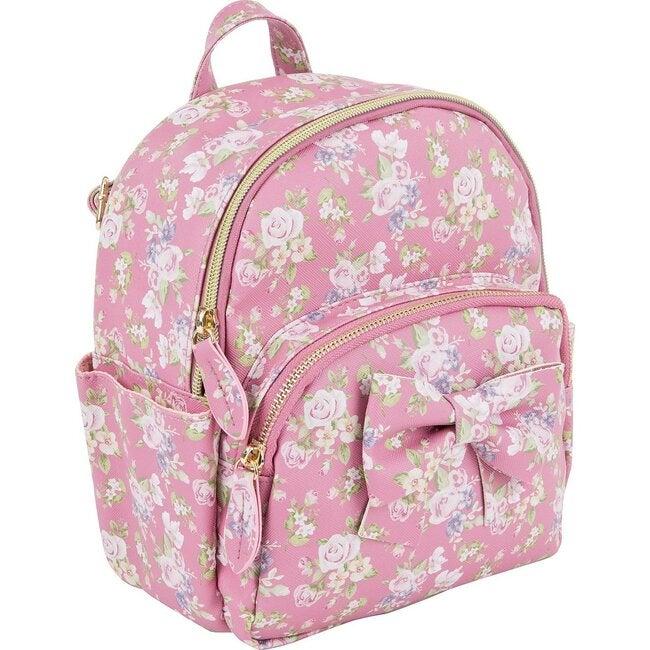 Elizabeth Mini Backpack, Rosino Rosa