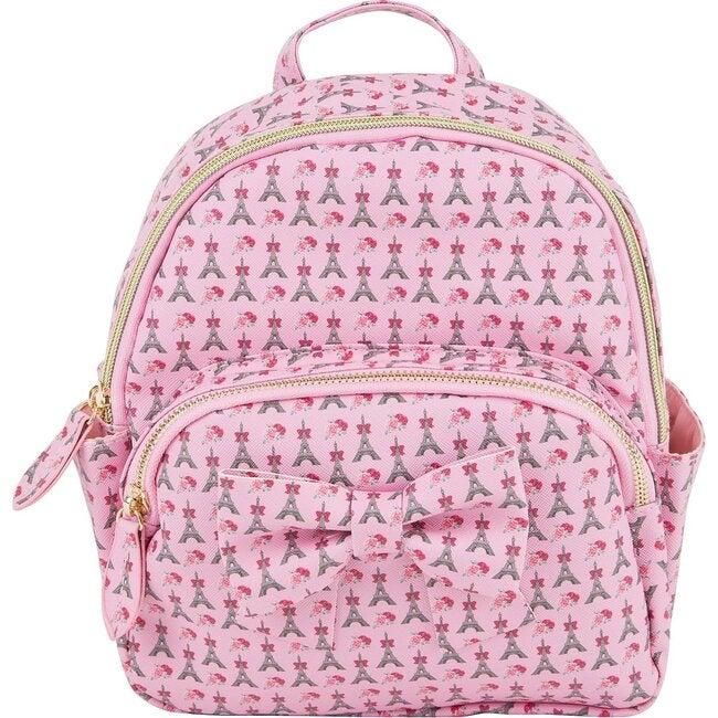 Elizabeth Mini Backpack, Paris Garden Grove