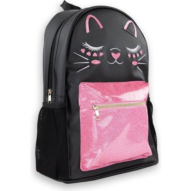 Charlotte Backpack, Black Cat