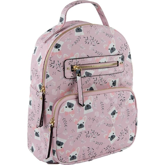 Blake Mini Backpack, Dog Paris - Bags - 1