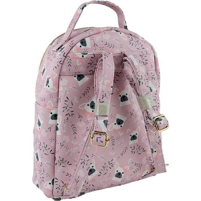 Blake Mini Backpack, Dog Paris