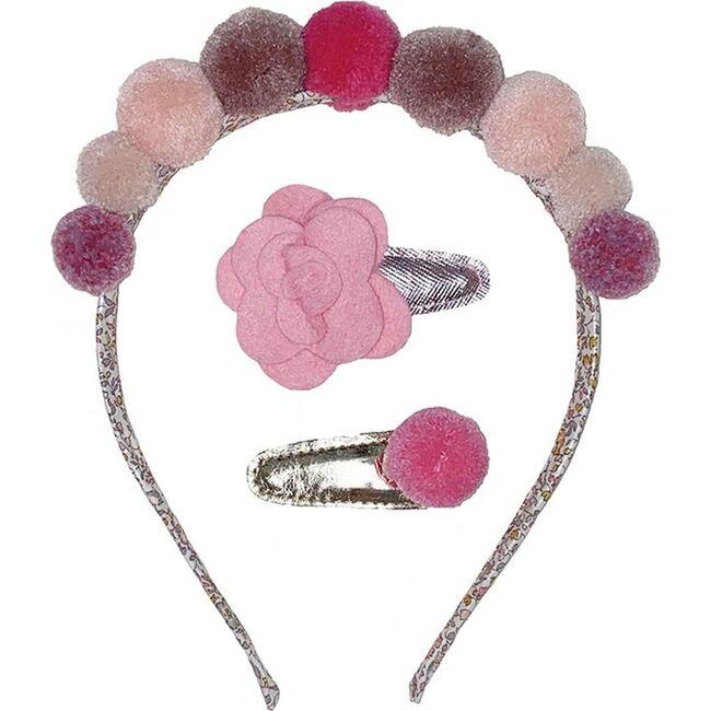 Headband & Hair Clip Set Liberty, Liberty