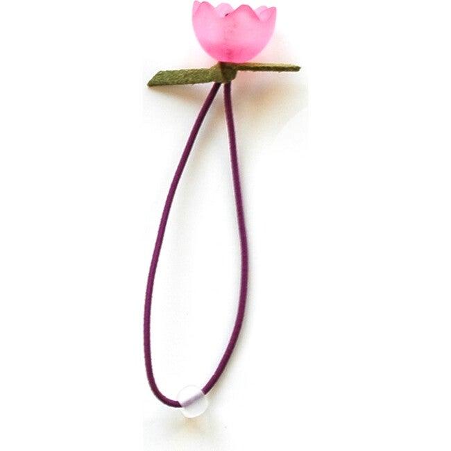 Tulip Hair Tie, Pink