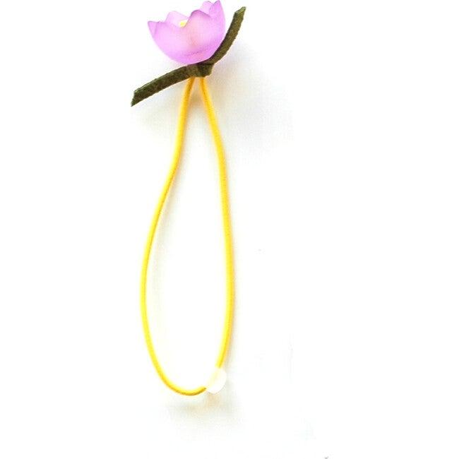 Tulip Hair Tie, Lavender