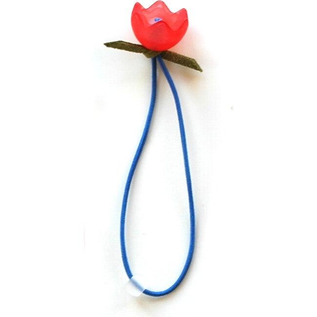 Tulip Hair Tie, Red
