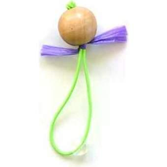 Marionette Hair Tie, Green