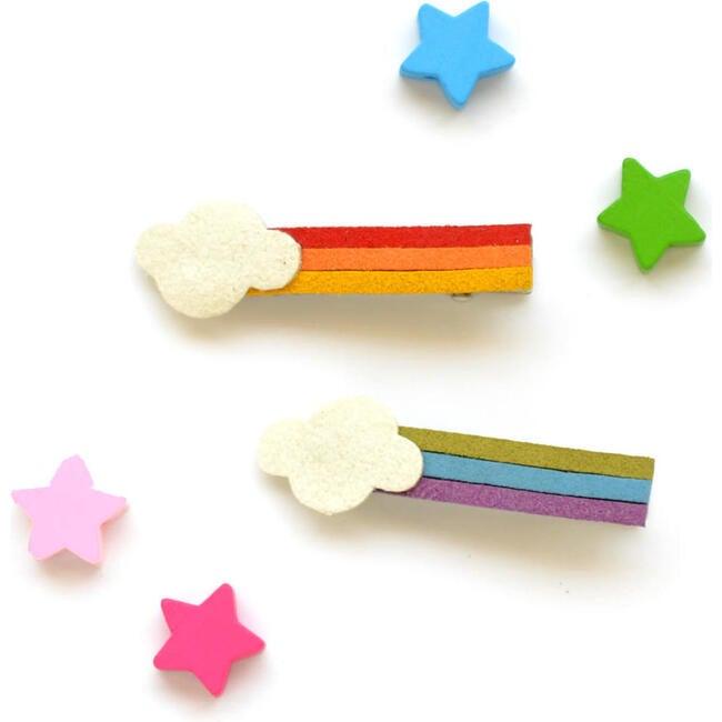 Rainbow Clips, Multi