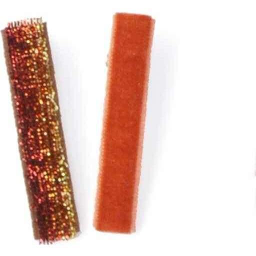 Velvet Glitter Duo, Rust