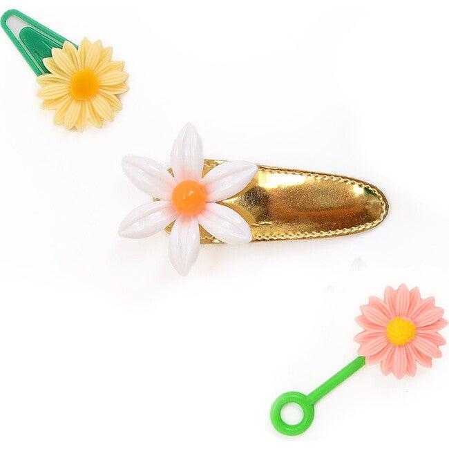Daisy Clip, Gold