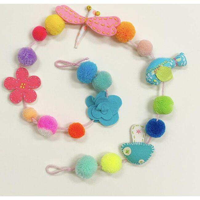 Small Fairy Garland, Multicolour