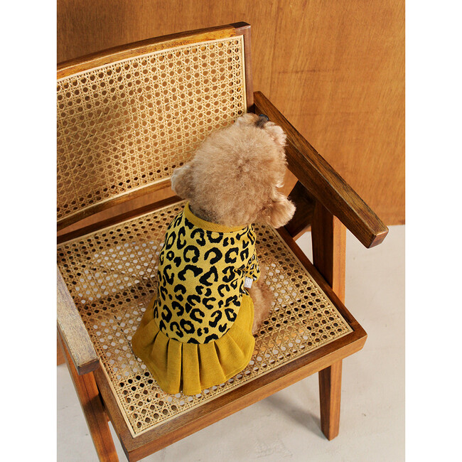 Leopard Dog Dress