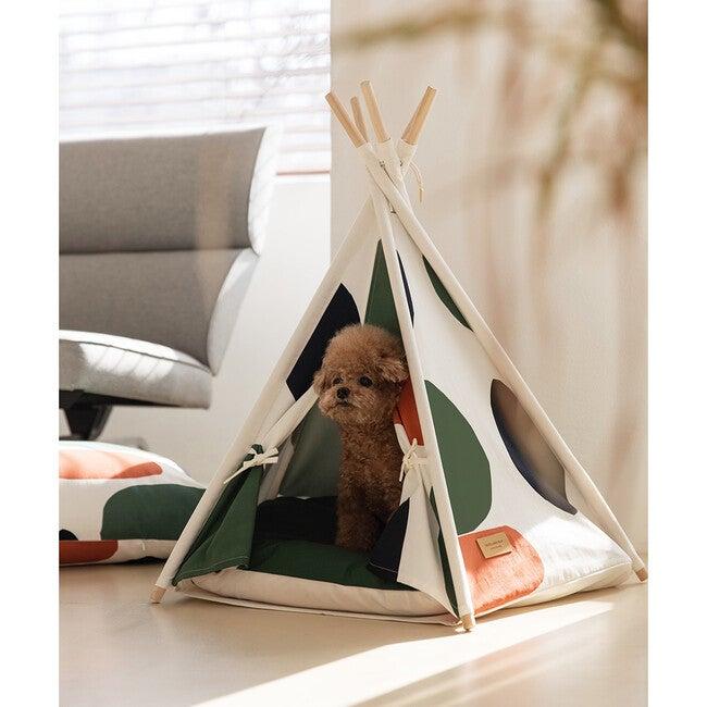 Pet Tent, A. Camo