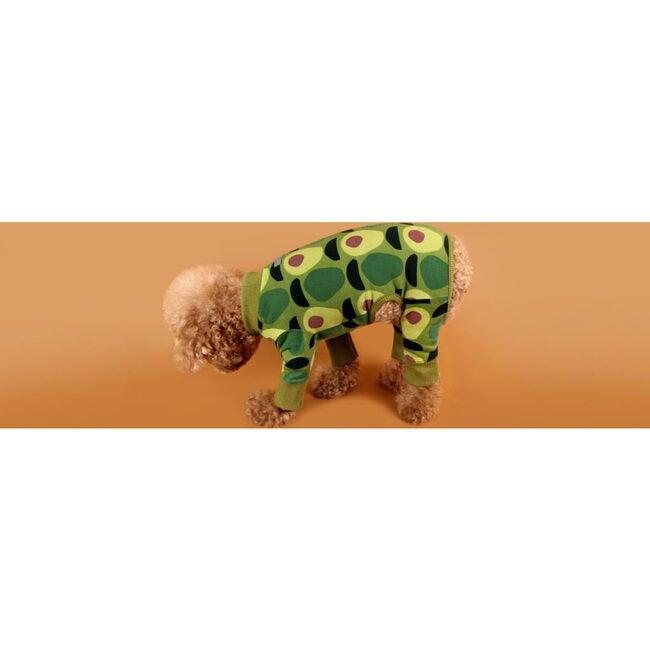 Avocado Dog Onesie