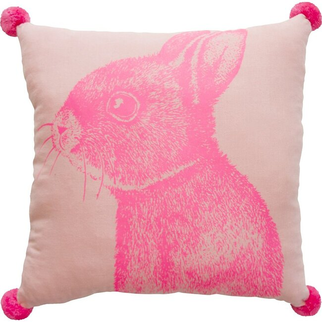 Bunny Pillow, Pink