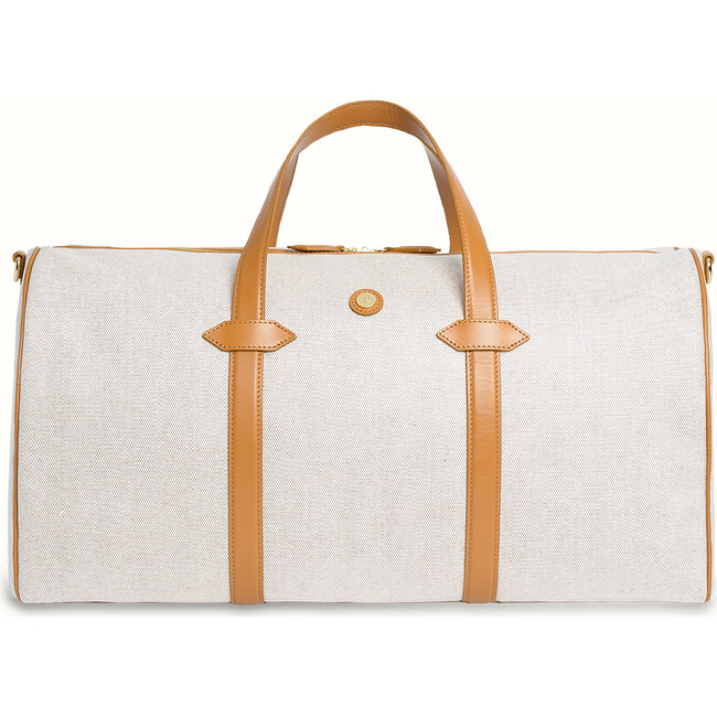 Monogrammable Main Line Duffle, Scout Tan