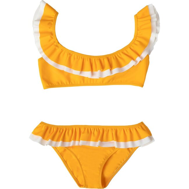 Kate Bikini, Mango/Ivory - Two Pieces - 1