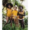 Lilia Rashgaurd, Mango Yellow/Ivory - Rash Guards - 2
