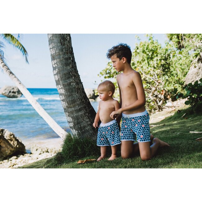 Tommaso Shorts, Tropical Leaves