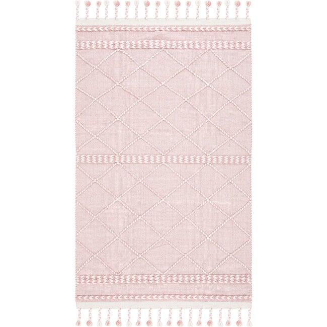 Casablanca Adalyn Rug, Pink/Cream