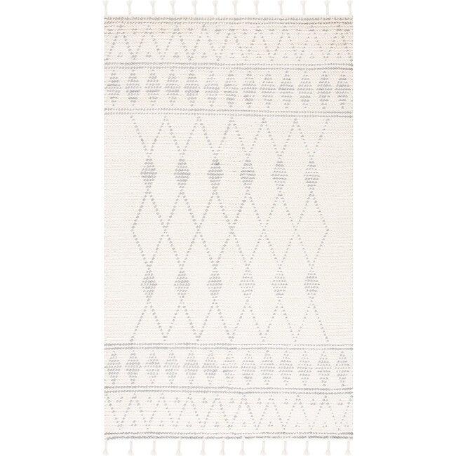 Casablanca Esme Rug, Ivory/Grey