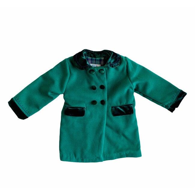Aubrey Coat, Green