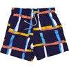 Men's Ede Swim Trunks, Mid - Swim Trunks - 1 - thumbnail