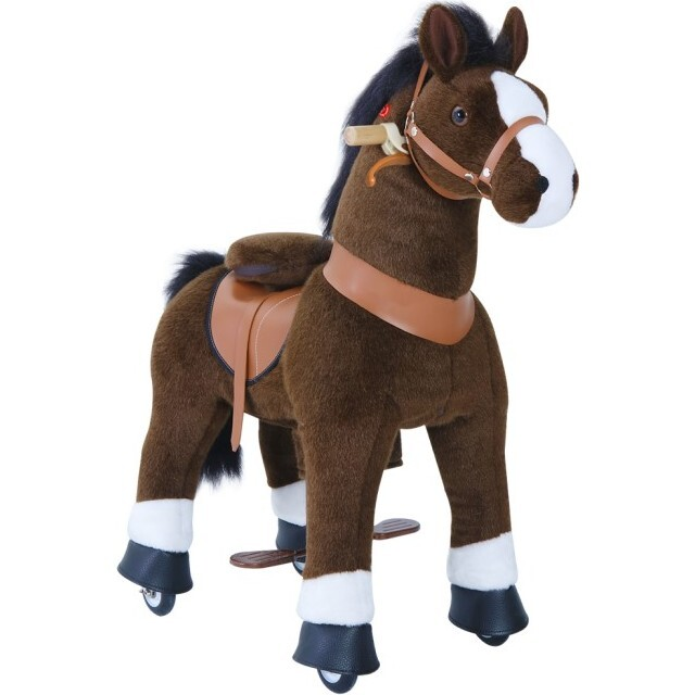 Chocolate Brown Horse, Small