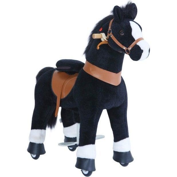 Black Horse, Medium