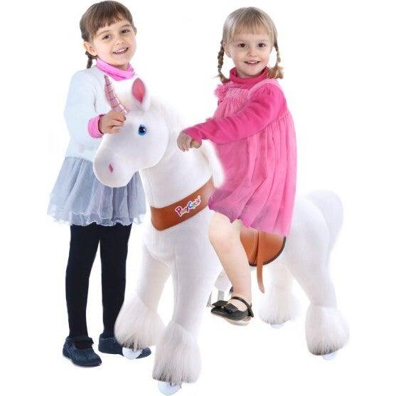 White Unicorn, Small