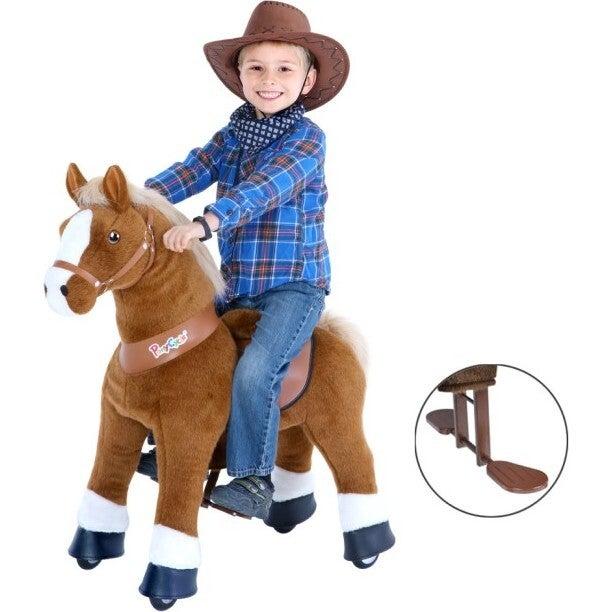 Brown Horse, Medium