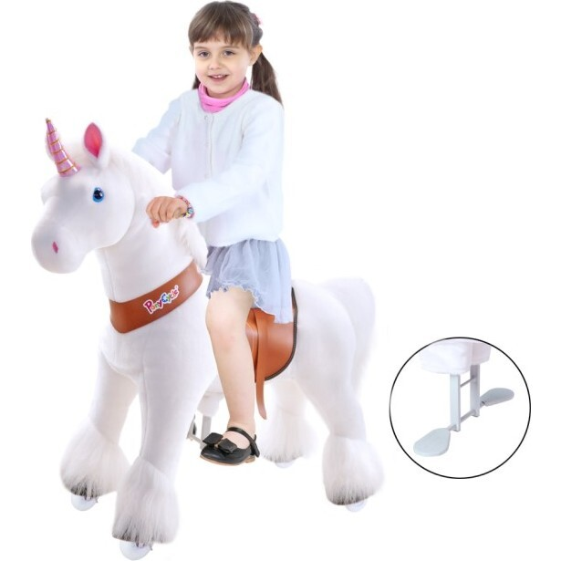 White Unicorn, Medium