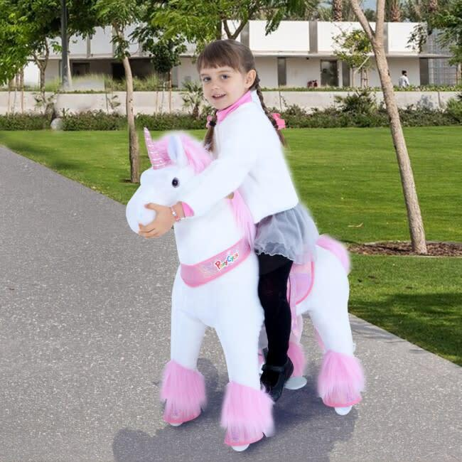 Pink Unicorn, Medium