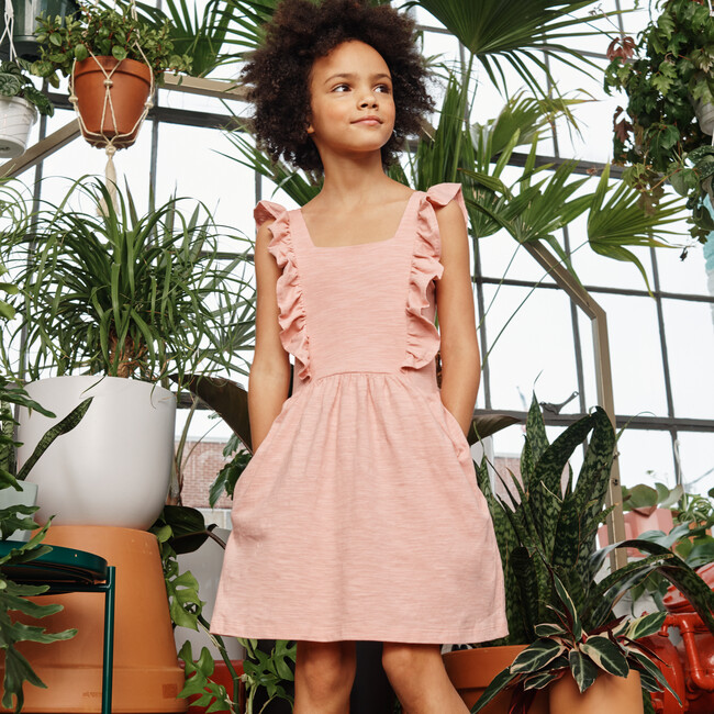 Tiffany Dress, Rose