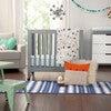Origami Mini Crib, Grey - Cribs - 10
