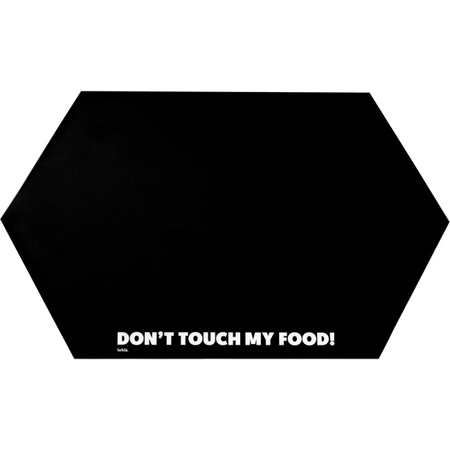 Don't Touch My Food Food Mat