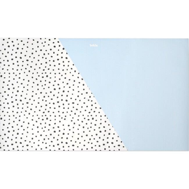 Food Mat, Blue Dalmatian