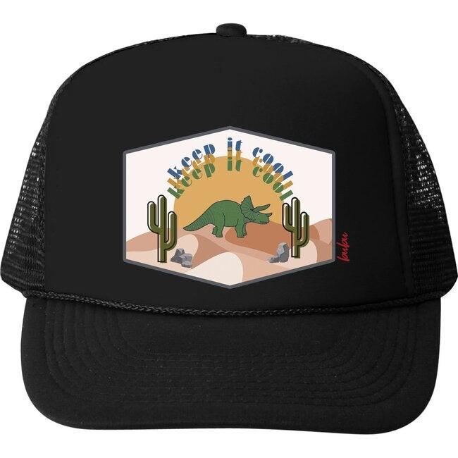 Keep It Cool Hat, Black - Hats - 1