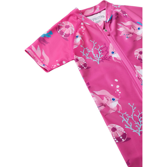 Atlantti Swim Overall, Pink