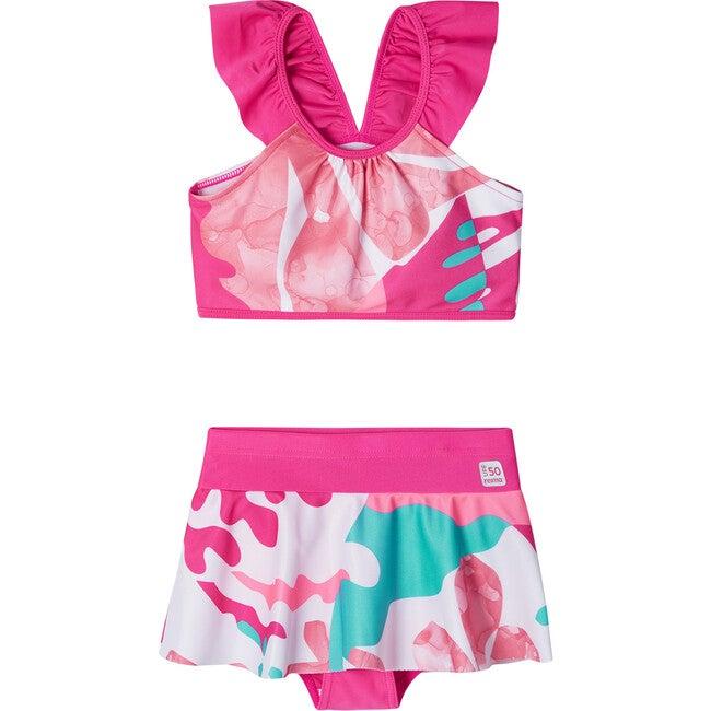 Karibia Bikinis, Fuchsia pink - Two Pieces - 1
