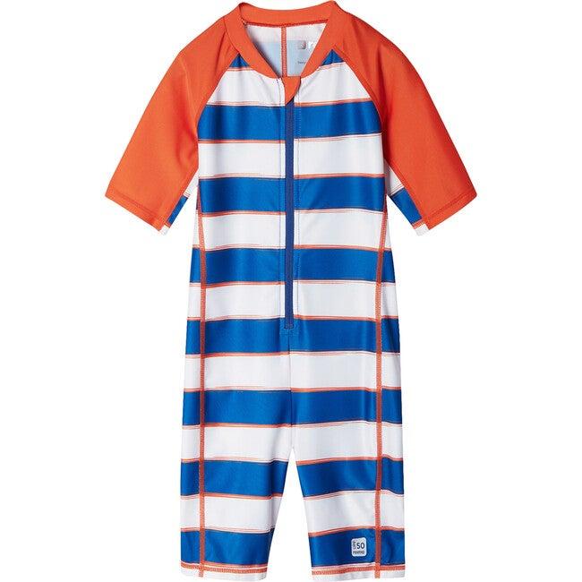 Vesihiisi Swim Overall, Orange