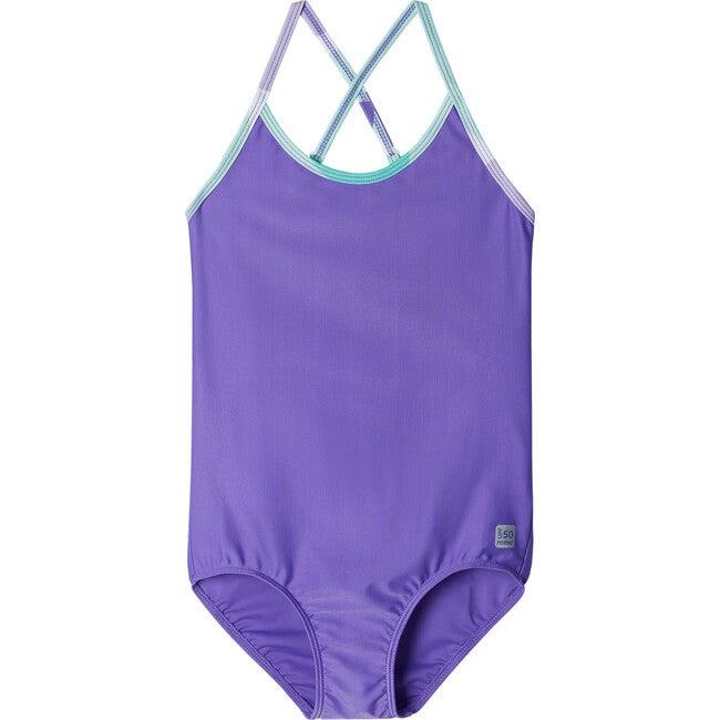 Tropiikki Swimsuit, Vivid Violet