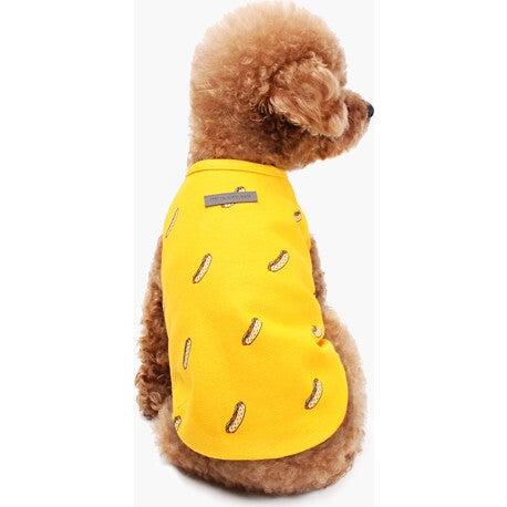 Hot Dog Tank, Yellow