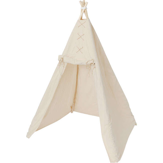 Ethan Roll-Down Play Tent, Natural