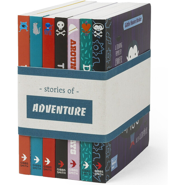 Babylit: Stories of Adventure Banded Book Set - Books - 1